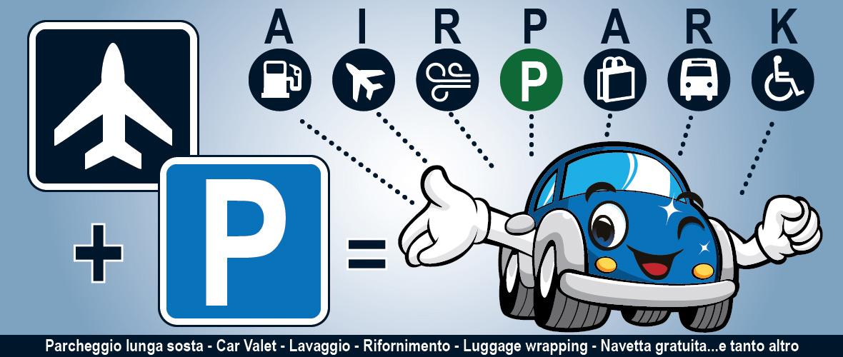 AirPark - Parcheggio lunga sosta Aeroporto di Fiumicino