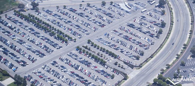 parcheggio aeroporto fiumicino airpark